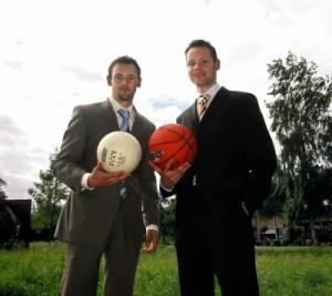 Bastien en Rogier Mensink